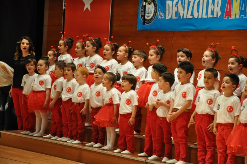 23 Nisan Ulusal Egemenlik ve Çocuk Bayramı 2015 - 2016