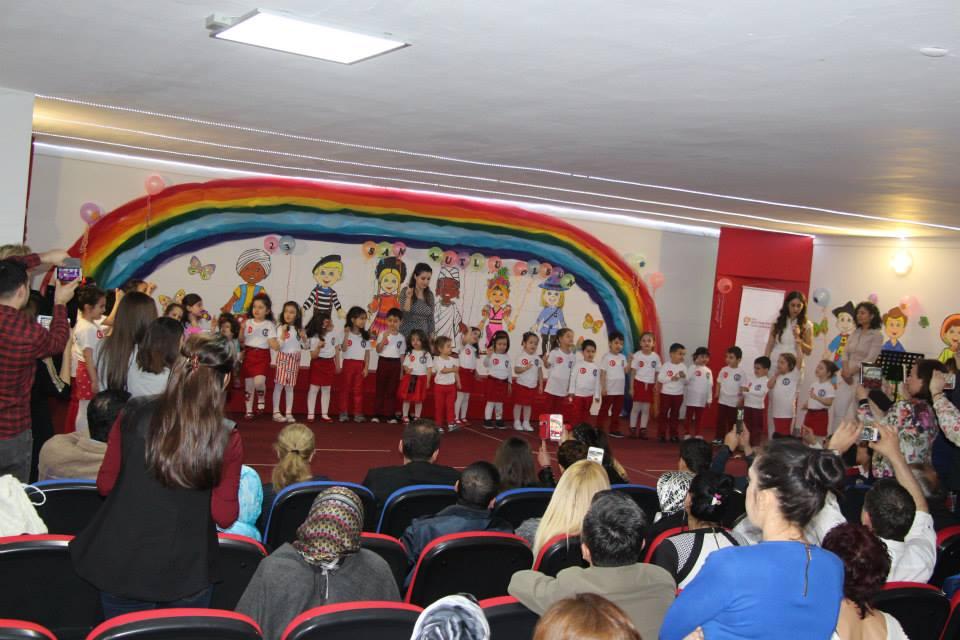 23 Nisan Ulusal Egemenlik ve Çocuk Bayramı 2014 - 2015